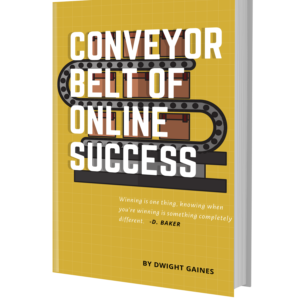 Alt. conveyor belt of online success cover