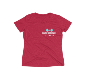 Gaines For All Women's Tee